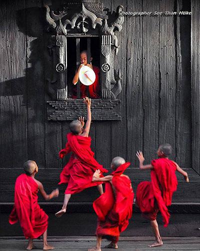 «Счастливая смерть» начала 21-го века - Photo Soe Than Htike